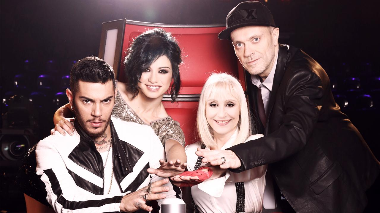 THE VOICE 4 PRIMA PUNTATA: COMMENTA IN DIRETTA! - BLIND AUDITIONS