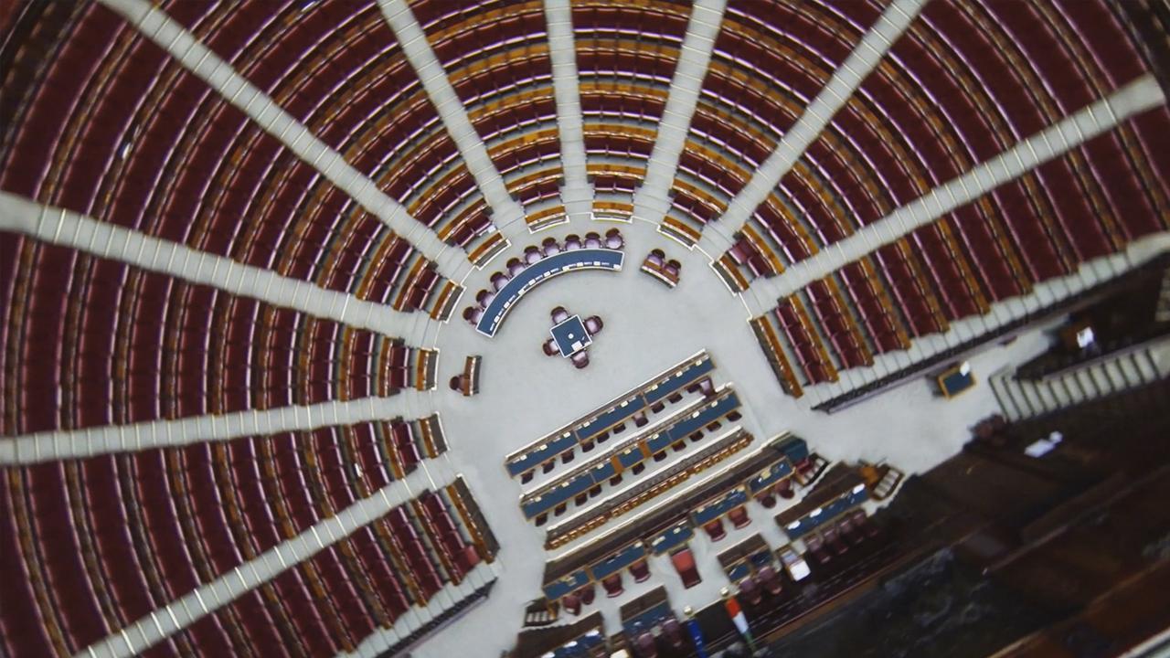 Ufficio stampa rai rai parlamento presenta for Calendario camera dei deputati
